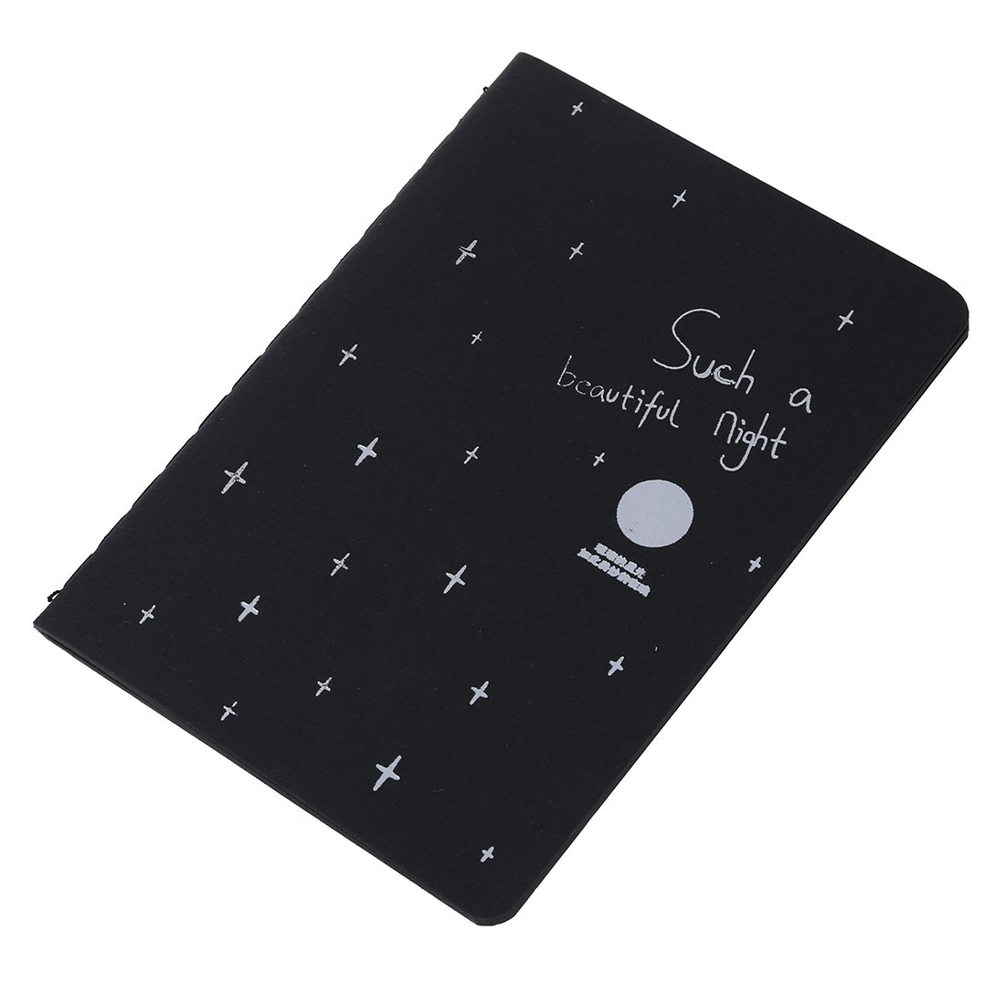Скетчбук с черной бумагой