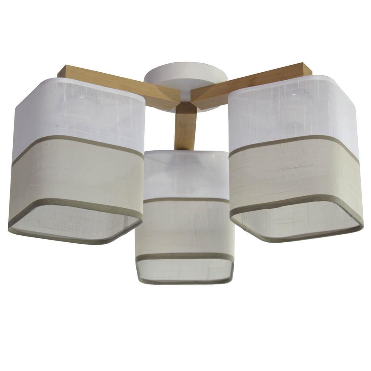 Фото - Потолочный светильник Дубравия 217-51-23, E27, 60 Вт подвесной светильник дубравия лори 181 41 23
