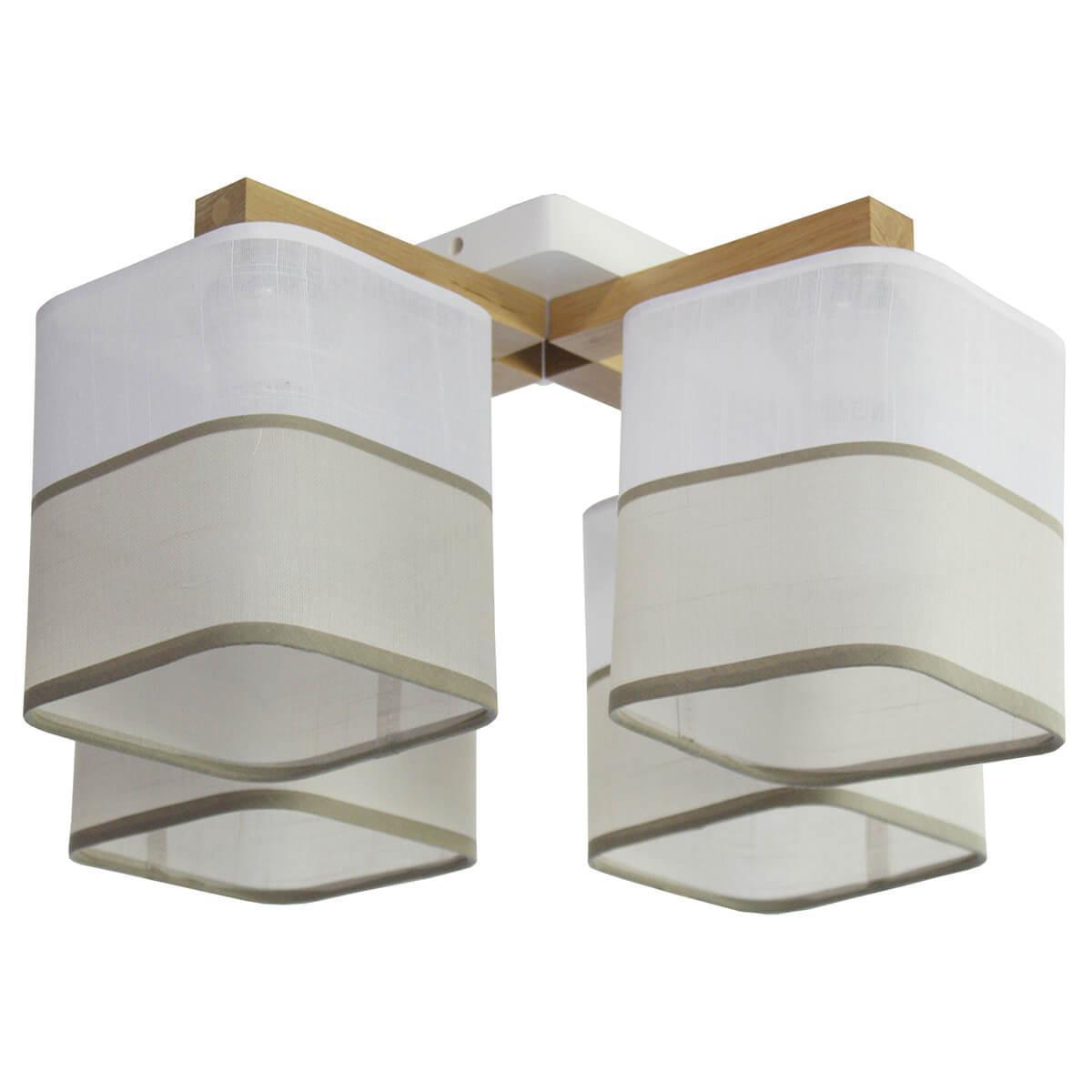Фото - Потолочный светильник Дубравия 217-51-24, E27, 60 Вт подвесной светильник дубравия лори 181 41 23