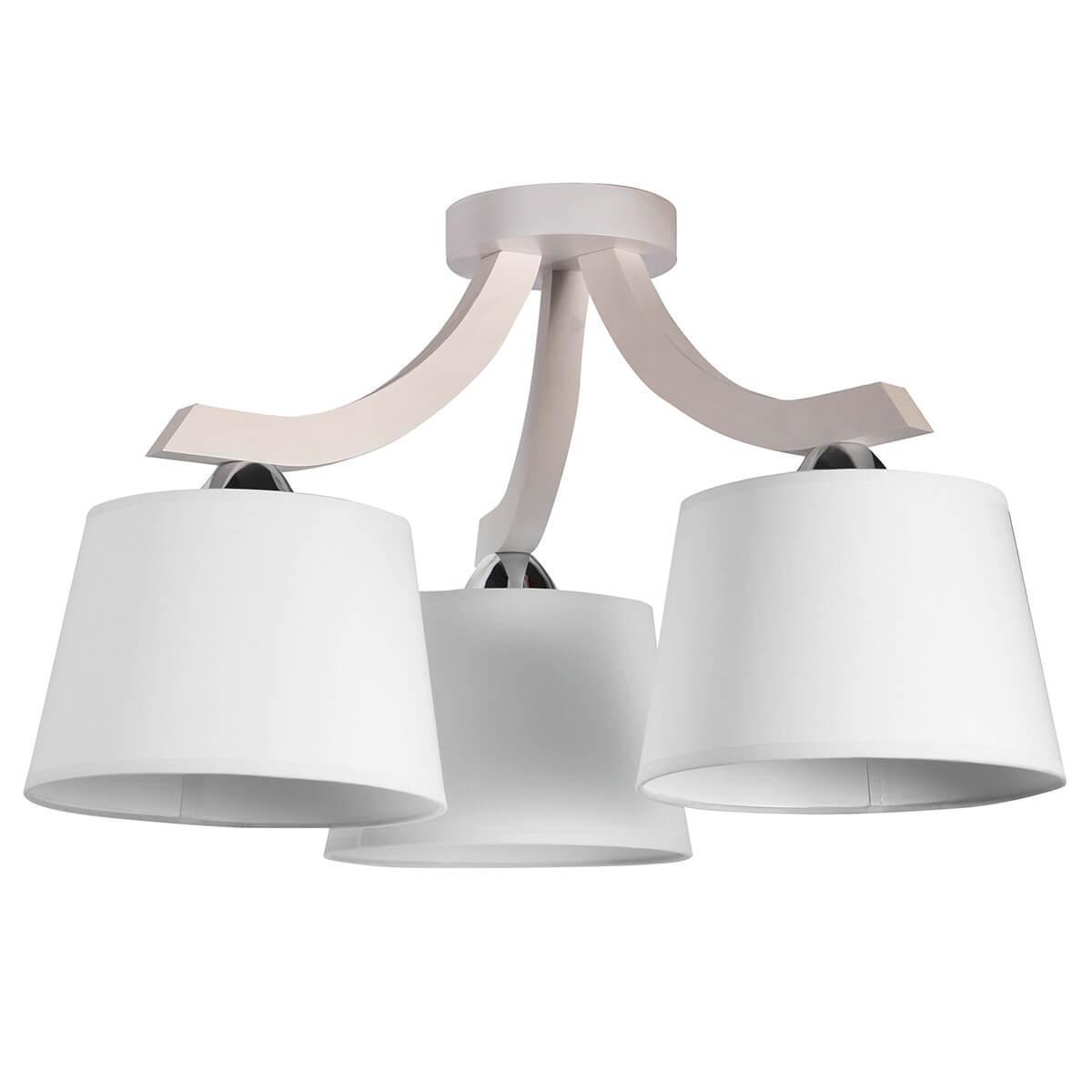 Фото - Потолочный светильник Дубравия 175-11-23, E27, 60 Вт подвесной светильник дубравия лори 181 41 23
