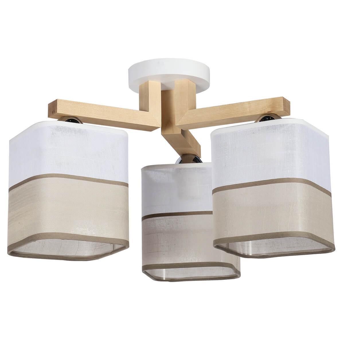 Фото - Потолочный светильник Дубравия 191-63-23, E27, 60 Вт подвесной светильник дубравия лори 181 41 23