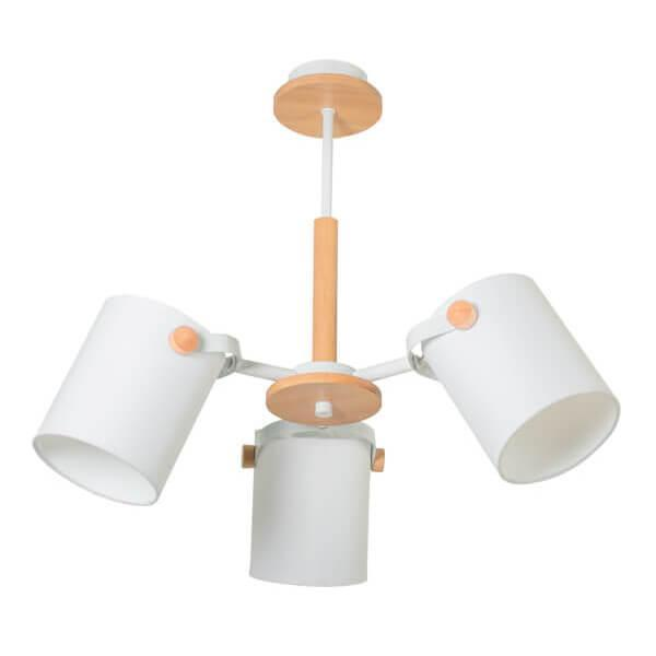 Фото - Потолочный светильник Дубравия 216-711-23, E27, 60 Вт подвесной светильник дубравия лори 181 41 23