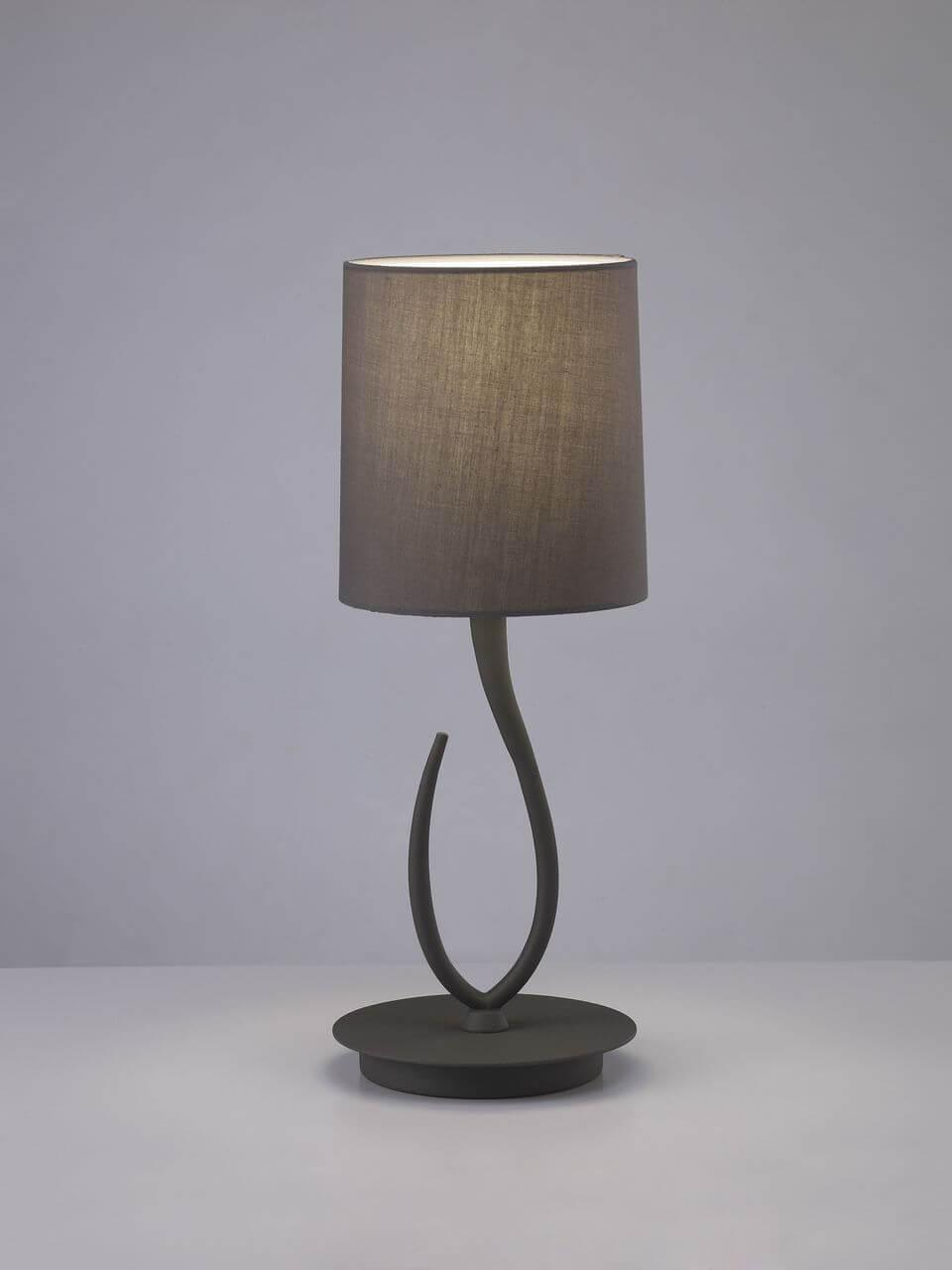 Настольный светильник Mantra 3682, E27, 13 Вт настольная лампа mantra lua 3703