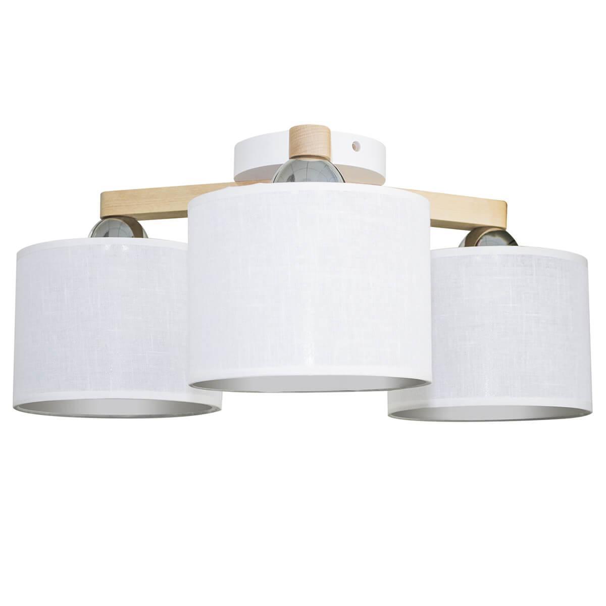 Фото - Потолочный светильник Дубравия 212-51-23, E27, 60 Вт подвесной светильник дубравия лори 181 41 23