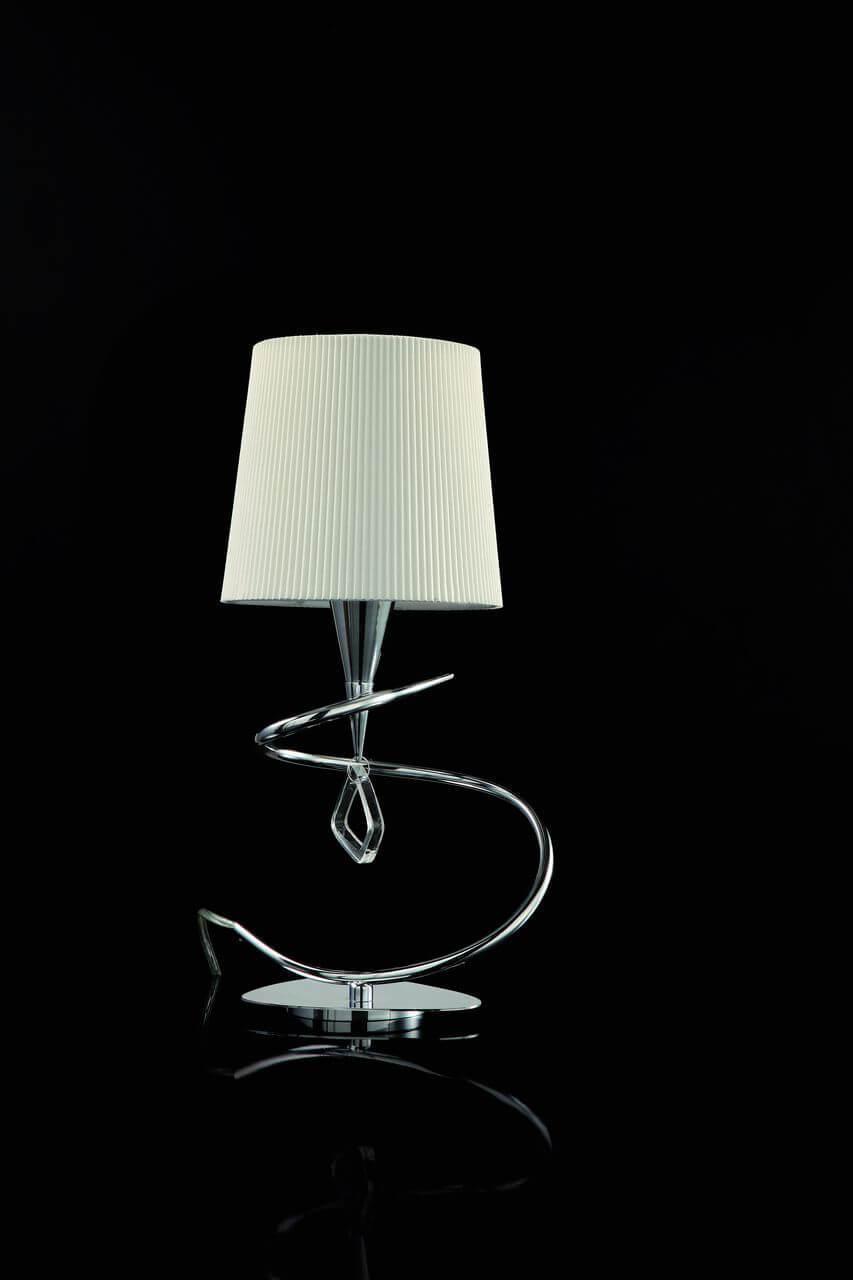 Настольный светильник Mantra 1649, E14, 20 Вт цена