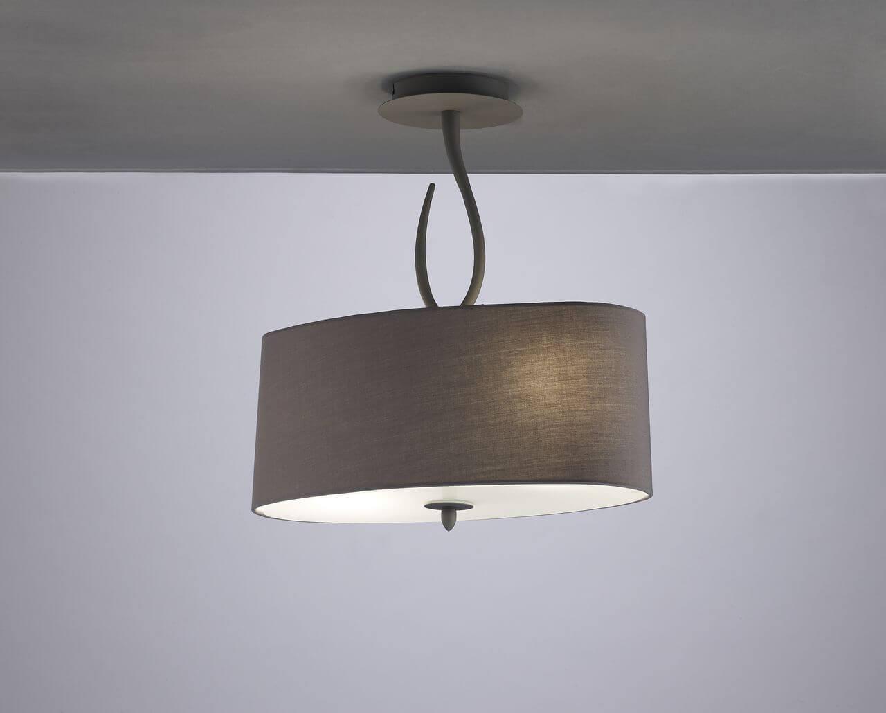 Подвесной светильник Mantra 3690, E27, 13 Вт подвесной светильник mantra 3690