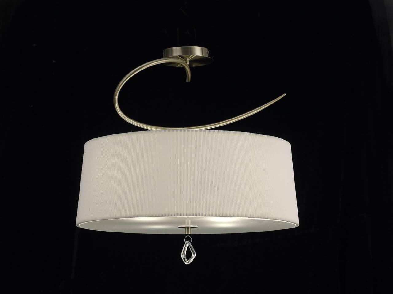 Потолочный светильник Mantra 1625, E14, 20 Вт цена