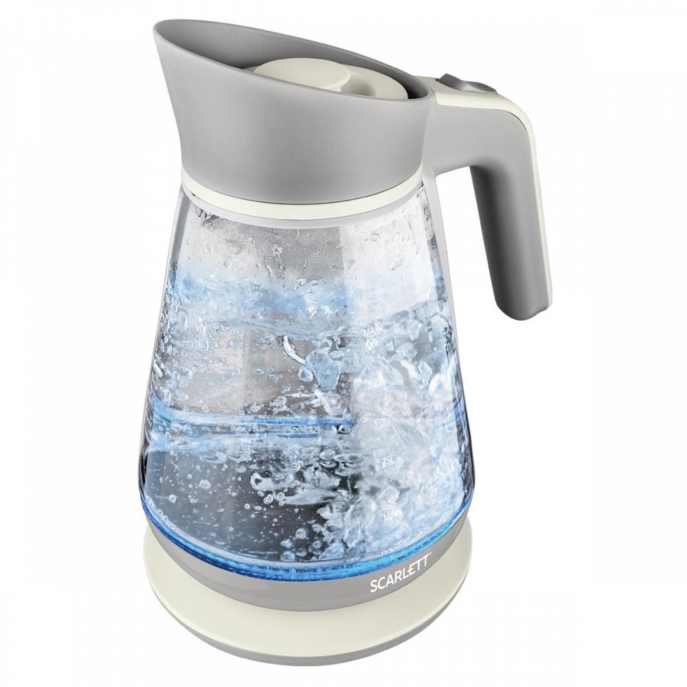 Электрический чайник Scarlett SC-EK27G38
