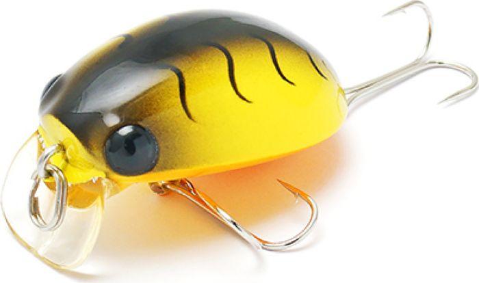 Воблер Lucky Craft Gengoal 35F_0615 Yellow Mukade 882, GENGOAL35F-0615