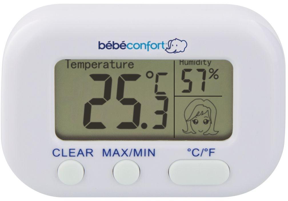 Домашний термометр и гигрометр (влагомер) 2 в 1 Bebe Confort цена