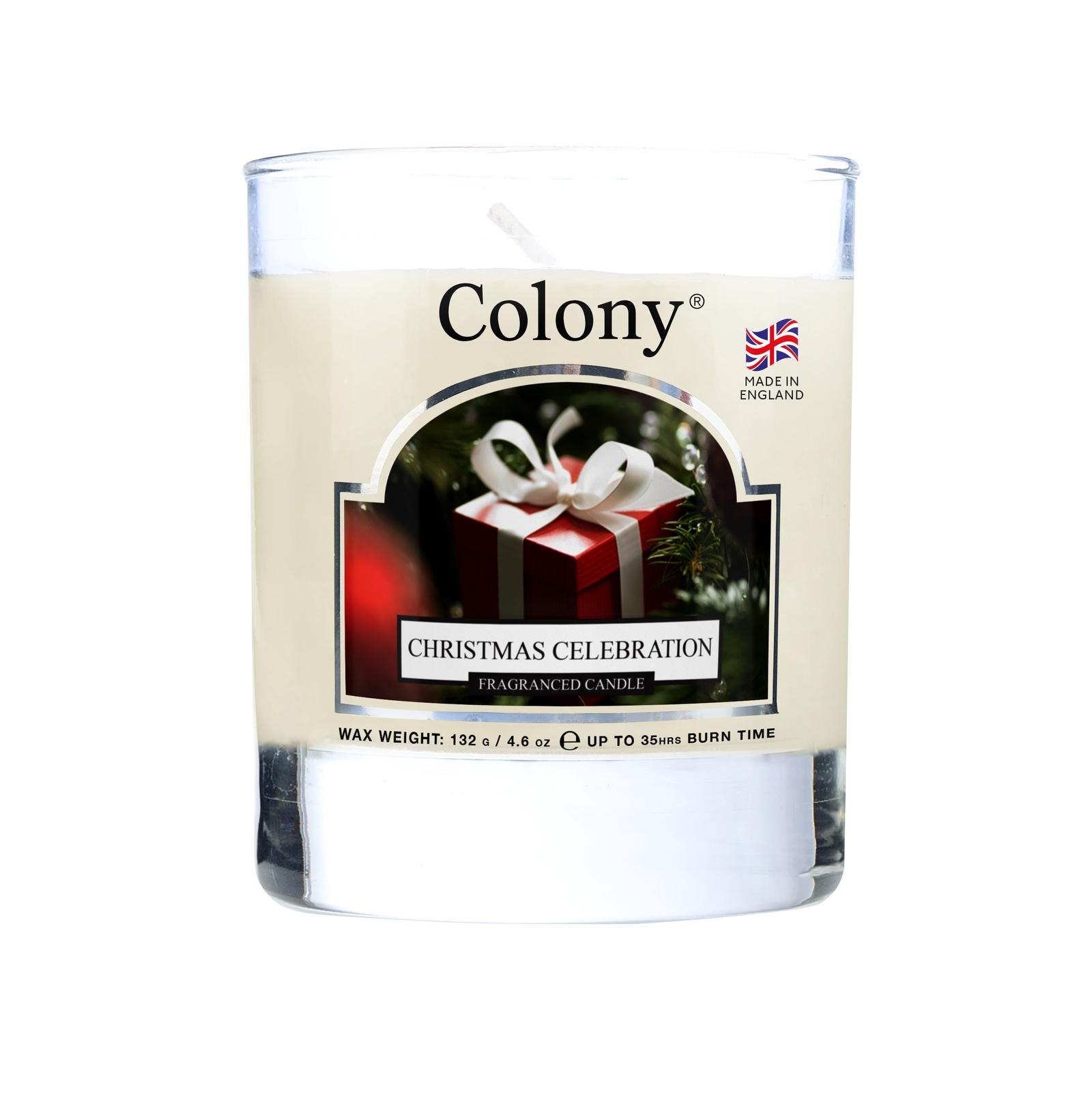 Свеча ароматическая Wax Lyrical Новогодний праздник, 35 часов горения