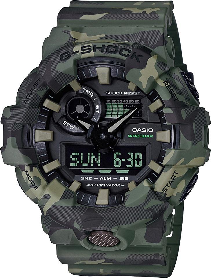 Часы Casio G-Shock GA-700CM-3A