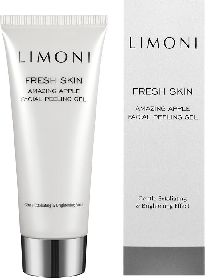 Пилинг гель для лица яблочный Amazing Apple Facial Peeling Gel, 100 мл цена