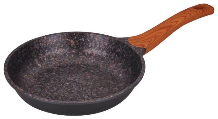Сковорода Winner, 28 см Konigsgranit с гранитным покр.