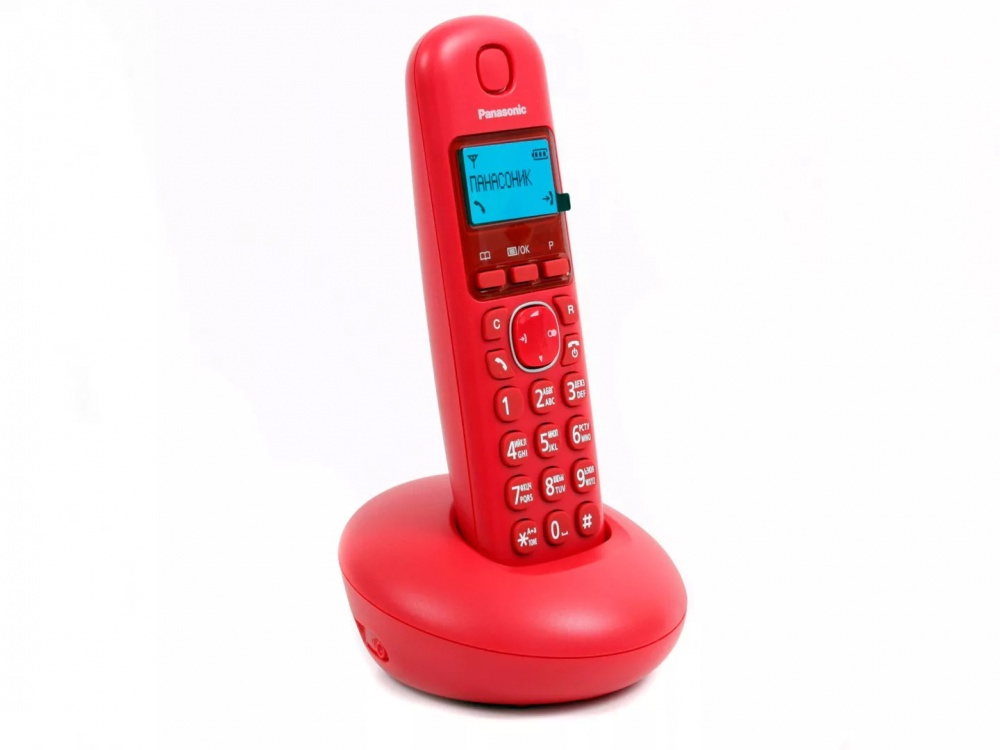 Радиотелефон PANASONIC KX-TGB 210 RUR Нет бренда