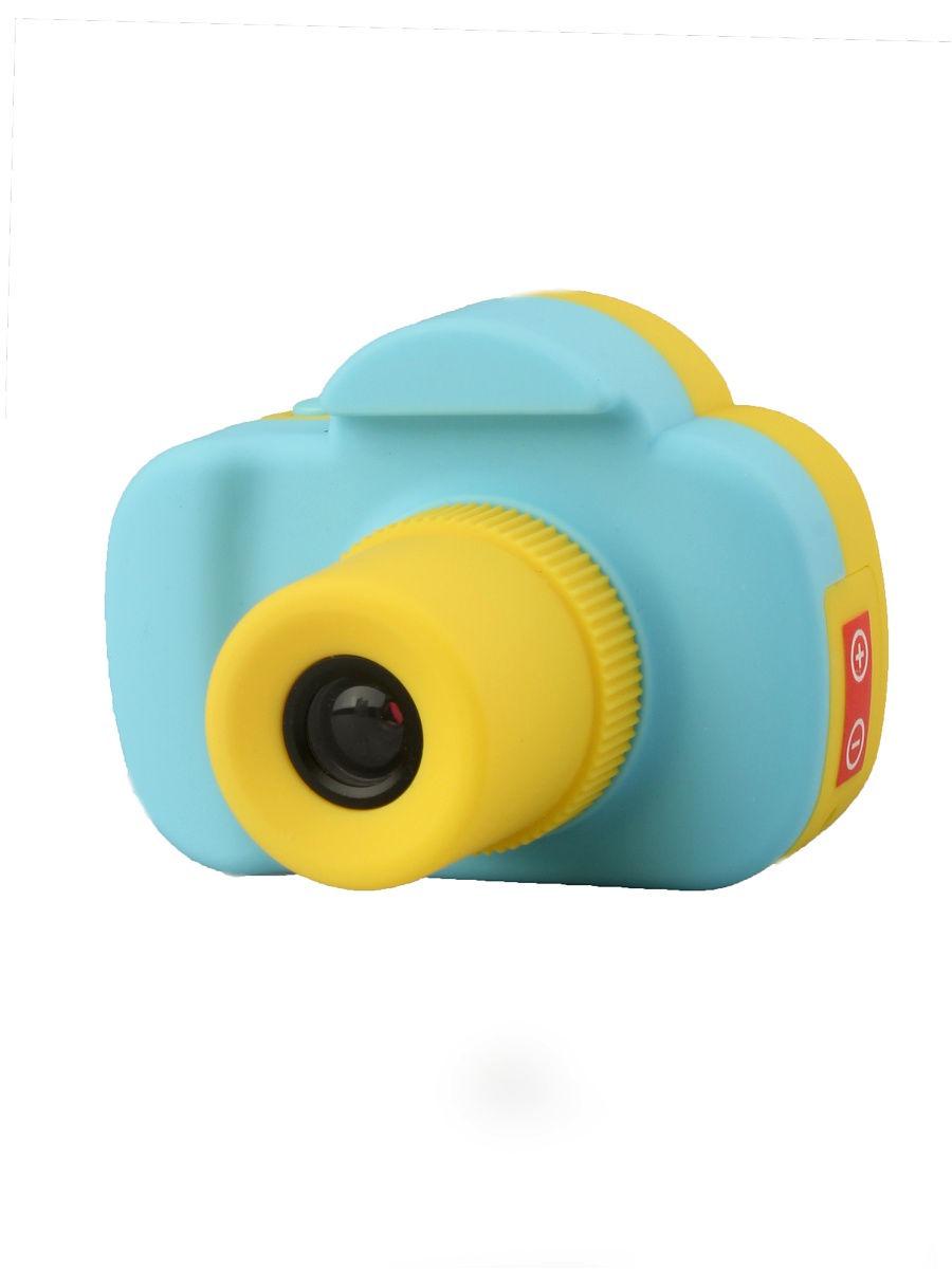 Фотоаппарат детский MP1705, L.A.G., цвет голубой