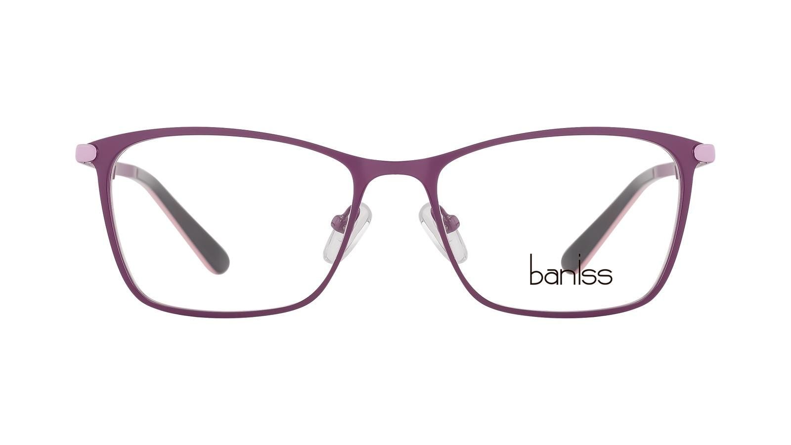 Оправа для очков, BANISS, металл, BR5004 C03