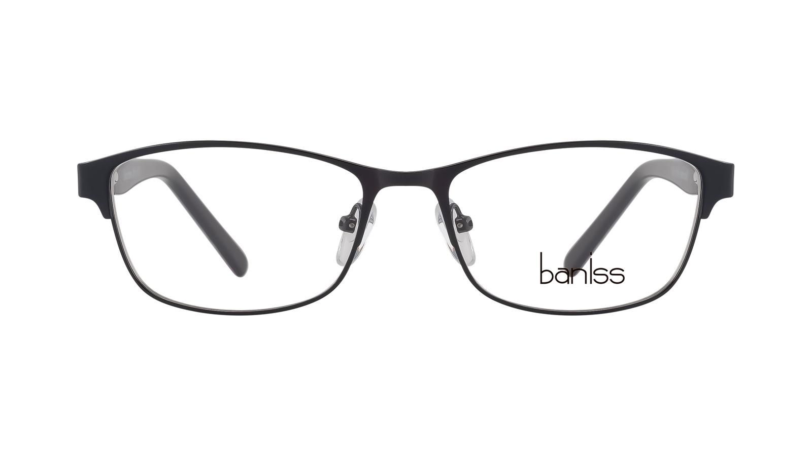 Оправа для очков, BANISS, металл, BR5007 C01