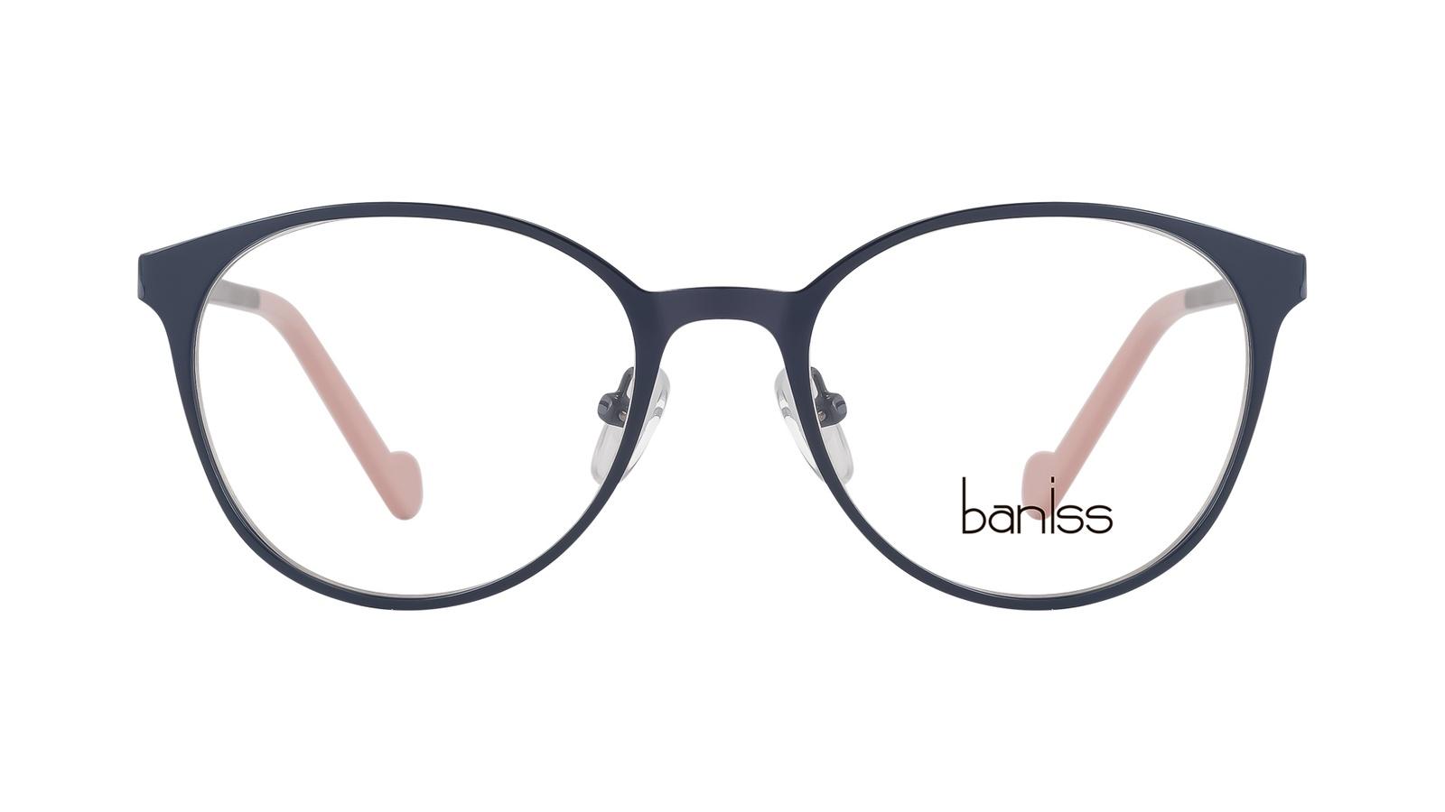 Оправа для очков, BANISS, металл, BR5009 C02
