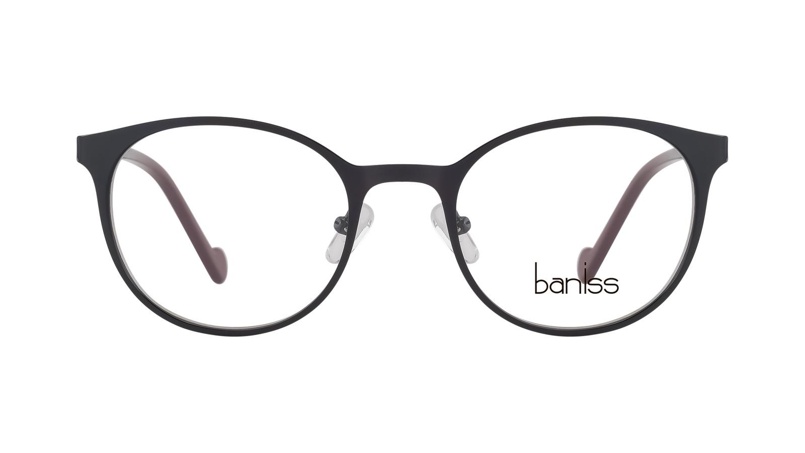 Оправа для очков, BANISS, металл, BR5010 C01