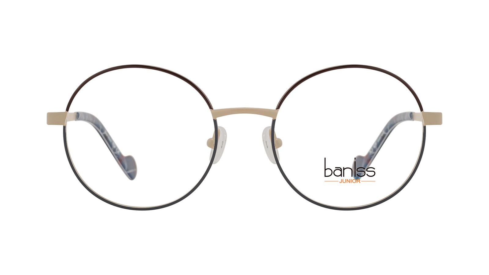 Оправа для очков, BANISS, металл, BR5011 C02