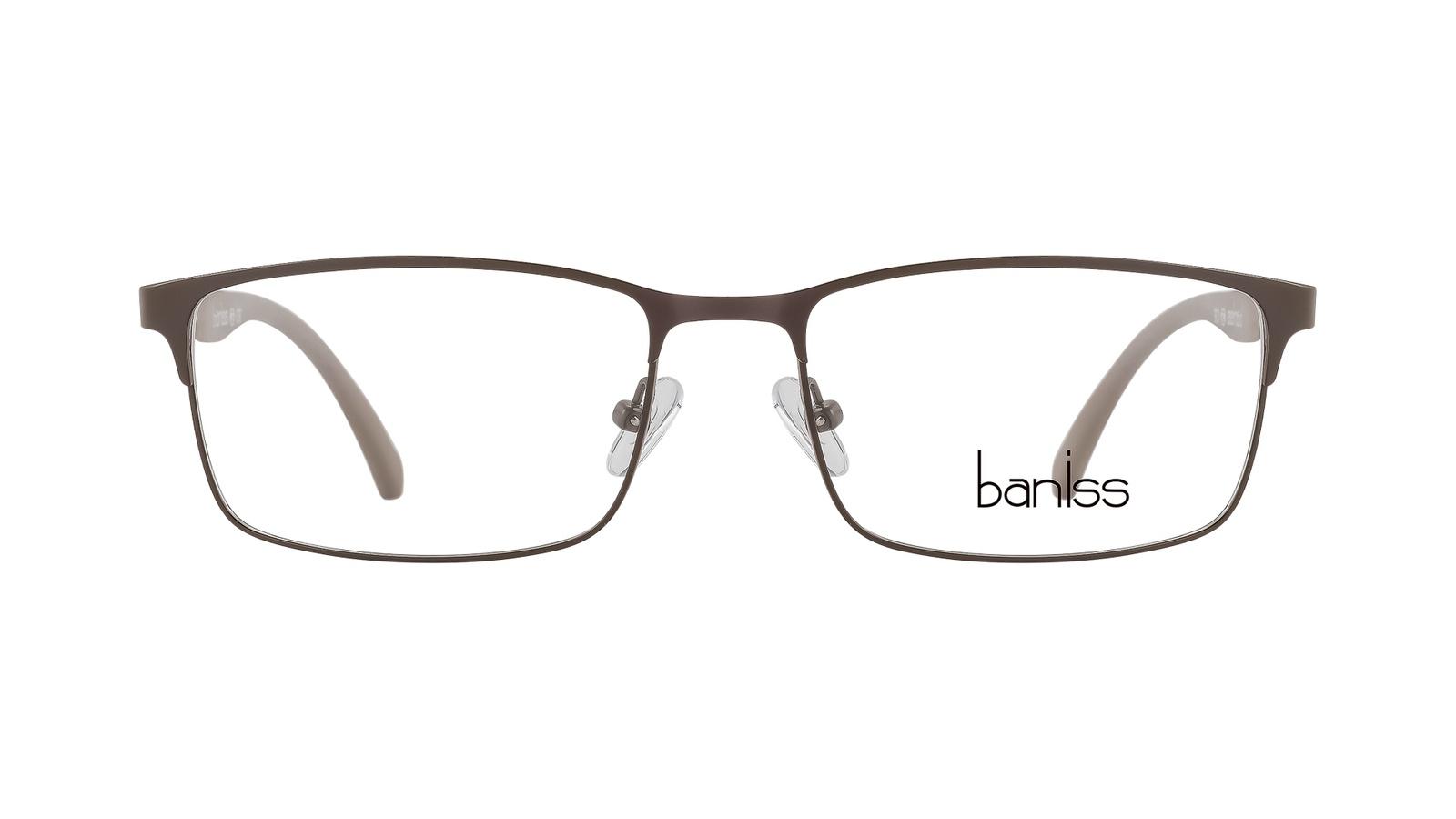 Оправа для очков, BANISS, металл, BR6014 C03