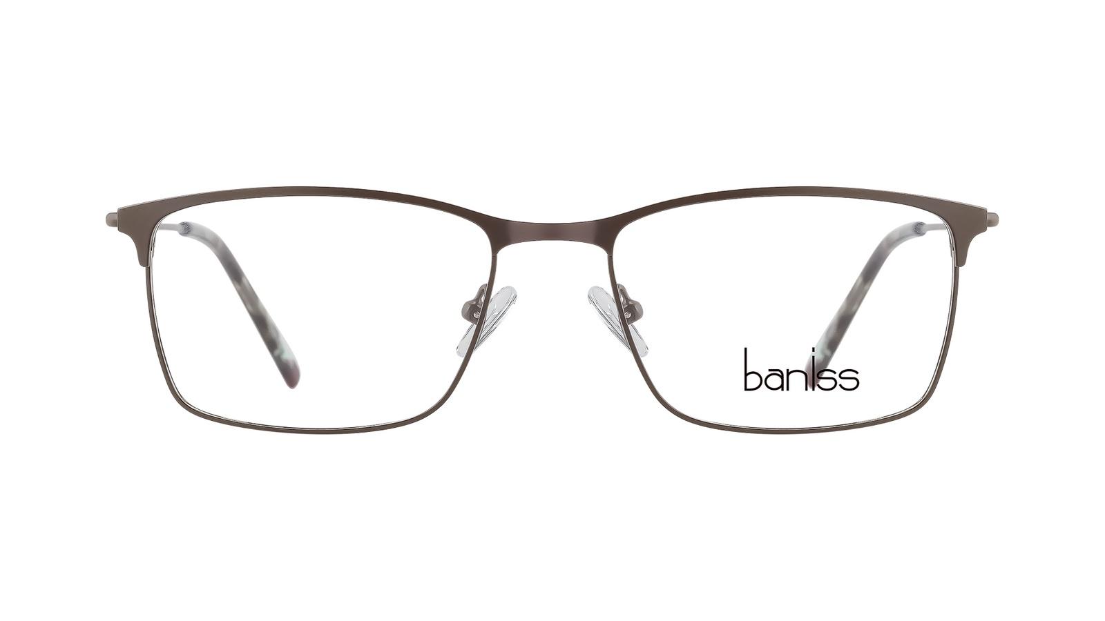 Оправа для очков, BANISS, металл, BR6015 C02
