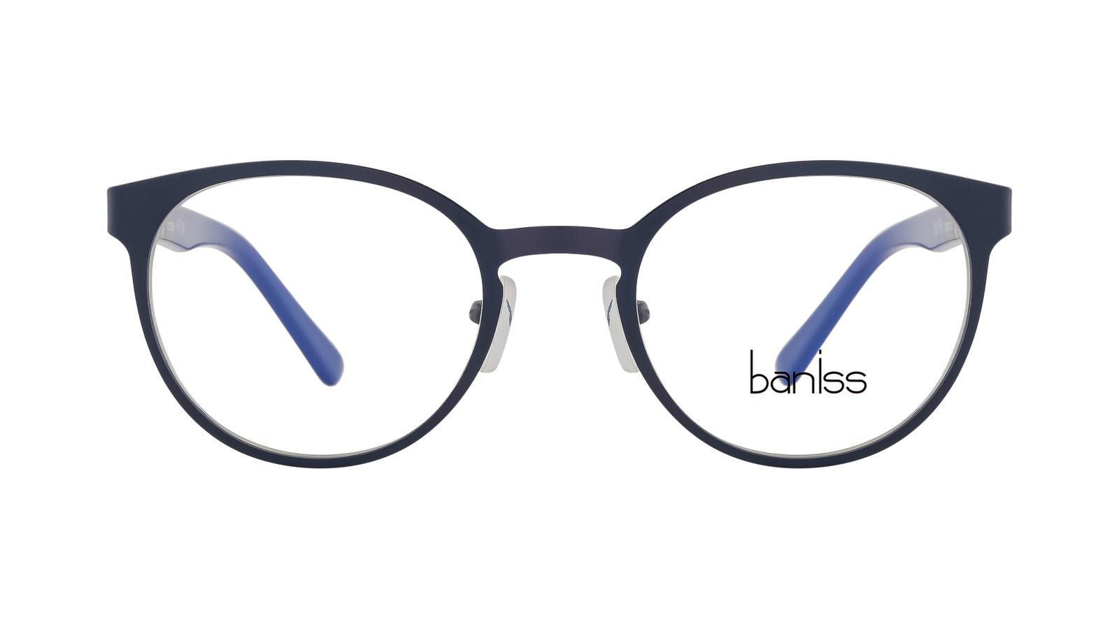 Оправа для очков, BANISS, металл, BR7002 C02