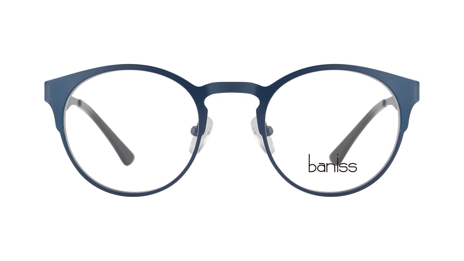 Оправа для очков, BANISS, металл, BR7003 C02