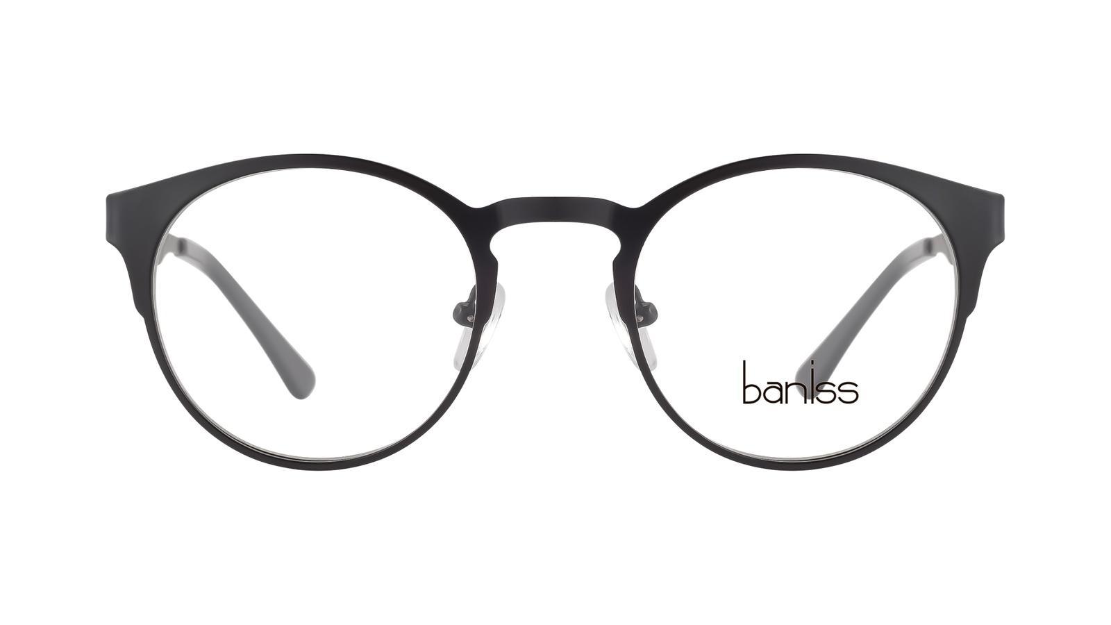 Оправа для очков, BANISS, металл, BR7003 C01