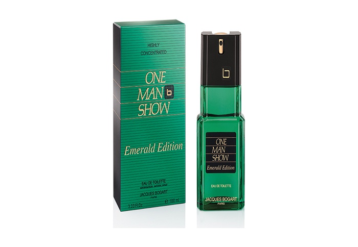 BOGART One Man Show Emerald Edition for Men EDT 100 мл мл цены