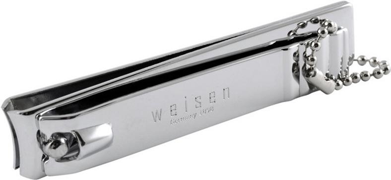 Кусачки для ногтей, с цепочкой Weisen CNC-211C