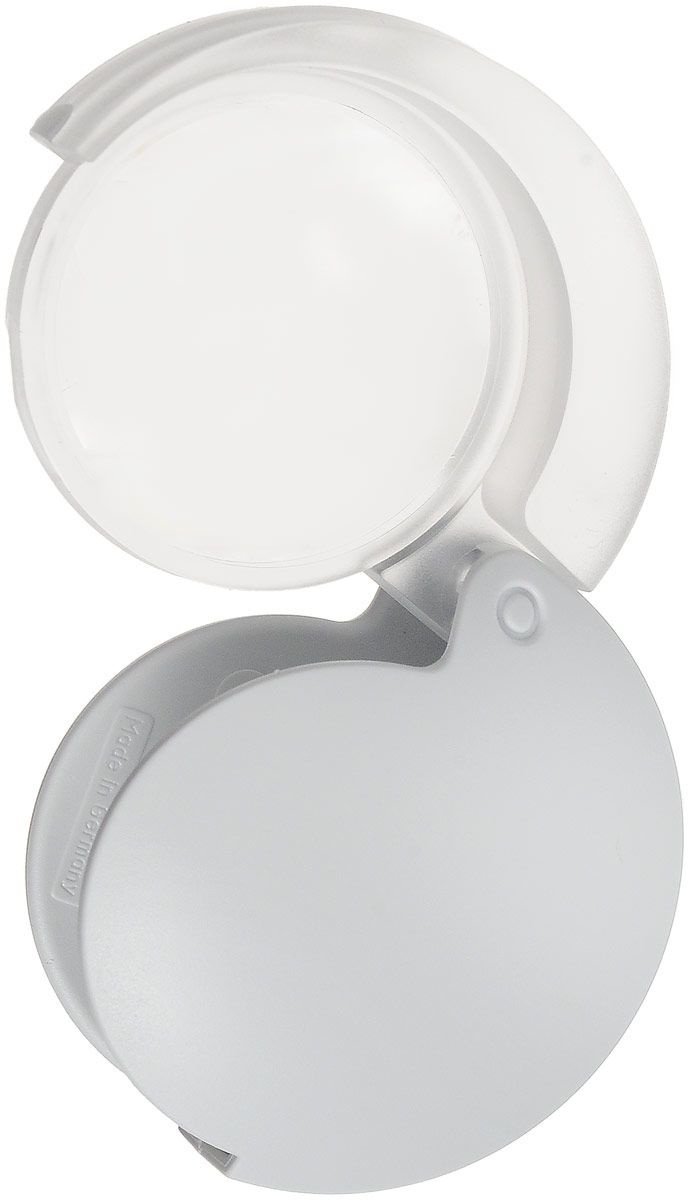 Лупа складная асферическая со шнурком Eschenbach mobilent, диаметр 35 мм, 10.0х, 38.0 дптр