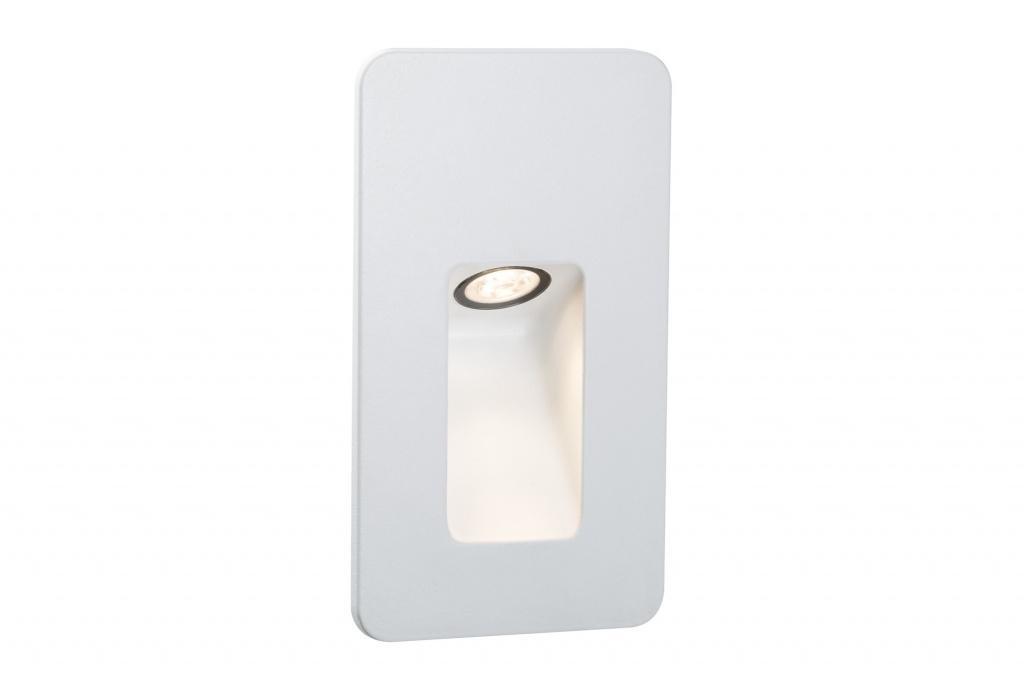 Уличный светильник Special IP44 Slot LED 2,4W, белый матовый уличный светильник paulmann special line mini pl 98868
