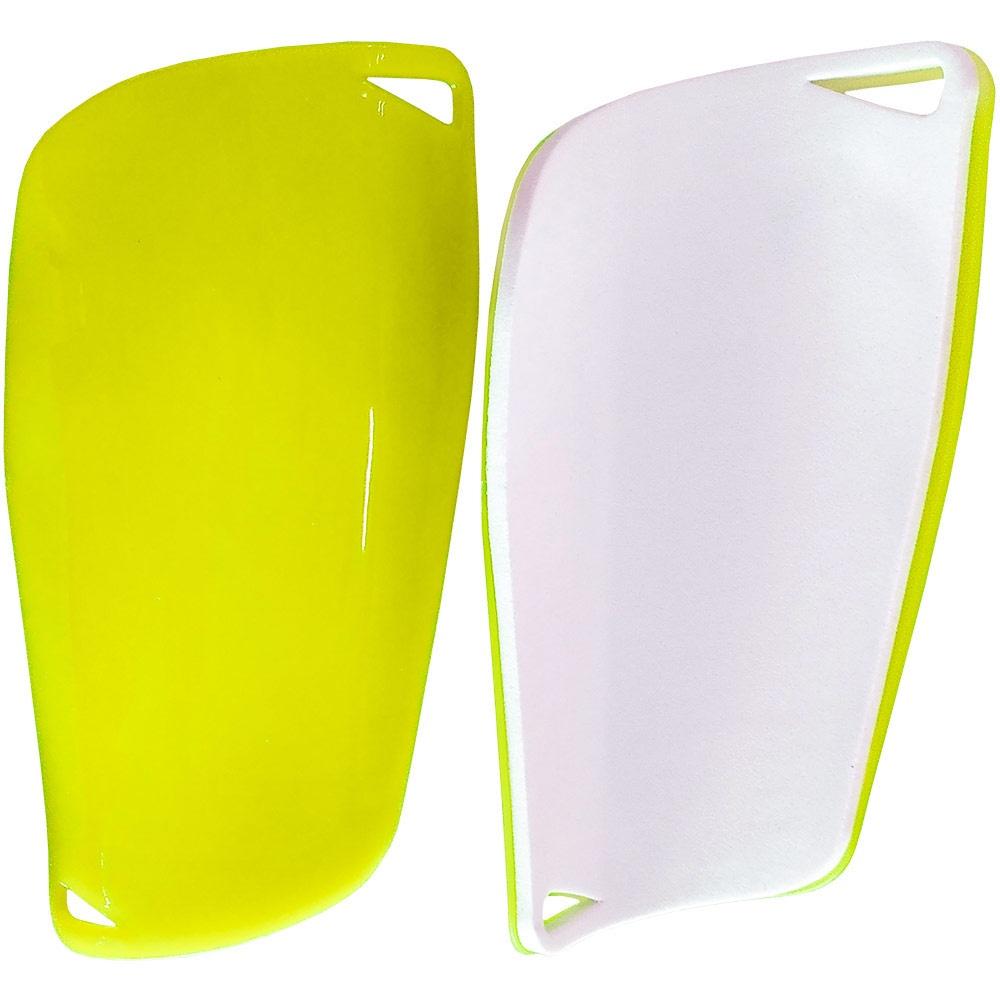 цена на Щитки футбольные Hawk взрослые р-р L желтый C33336