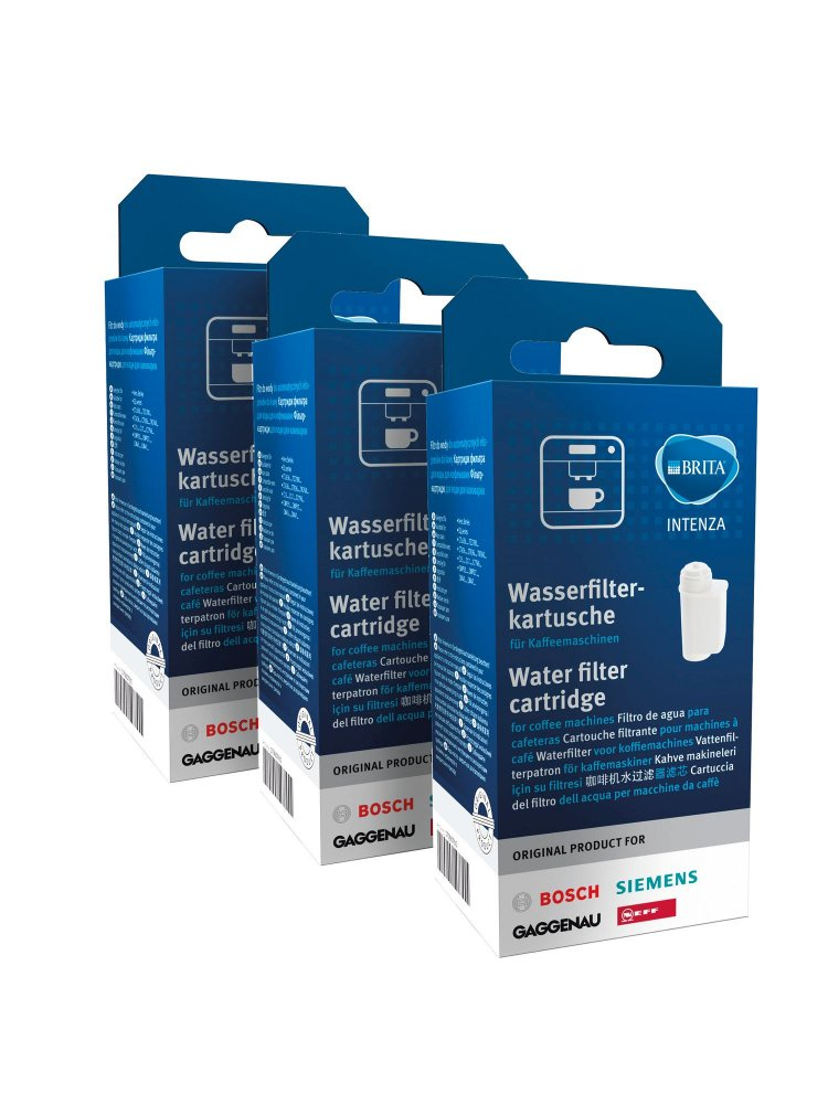Набор фильтров Bosch TCZ 7003 (17000706) для кофемашин Bosch