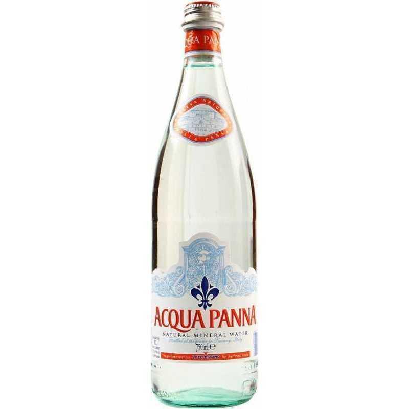 Вода Acqua Panna минеральная природная негазированная (стекло), 0,75л