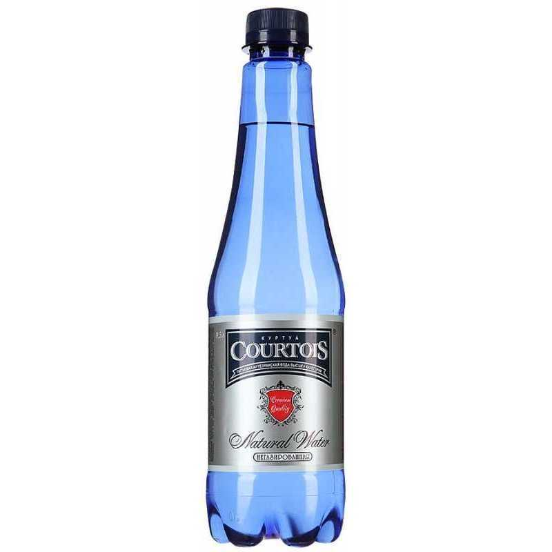 Вода Courtois негазированная, 0,5л (упаковка 12шт)