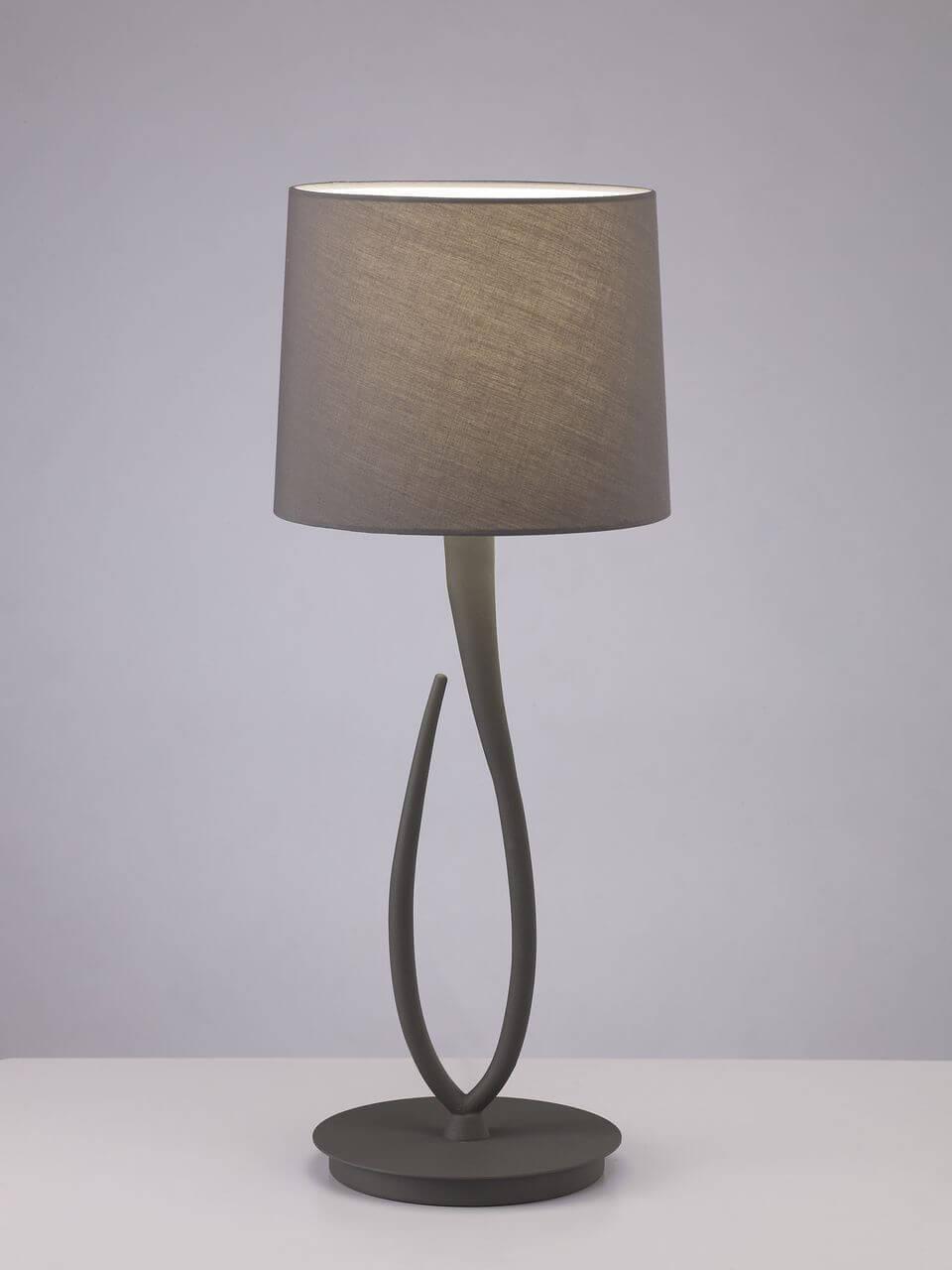 Настольный светильник Mantra 3688, E27, 13 Вт настольная лампа mantra lua 3688