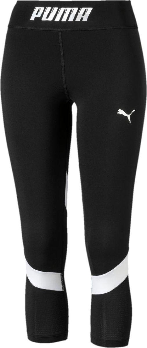 Фото - Леггинсы PUMA Active Sports Leggings G active yarn net stitching design gym leggings in black
