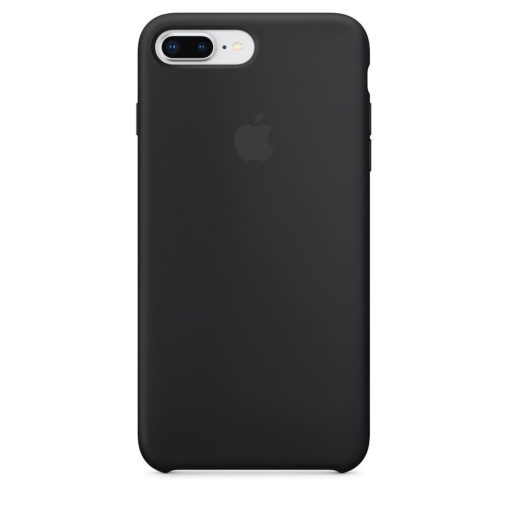 Чехол для iPhone 6 plus/ 6s plus Silicone Case, черный