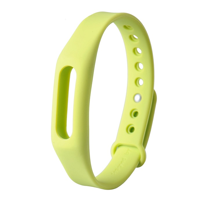 Ремешок для фитнес-браслета для Xiaomi Mi Band 1 Mi Band 1S, светло-зеленый цена и фото