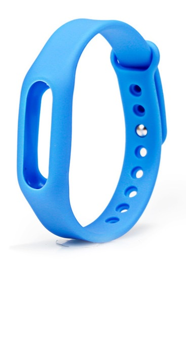 Ремешок для фитнес-браслета для Xiaomi Mi Band 1 Mi Band 1S, синий mi
