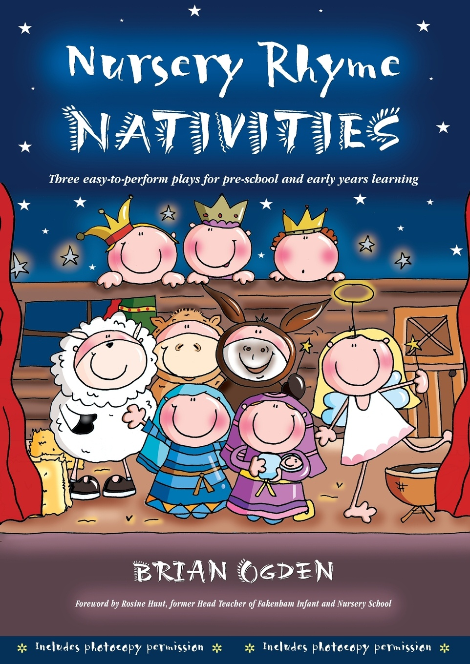 Brian Ogden Nursery Rhyme Nativities