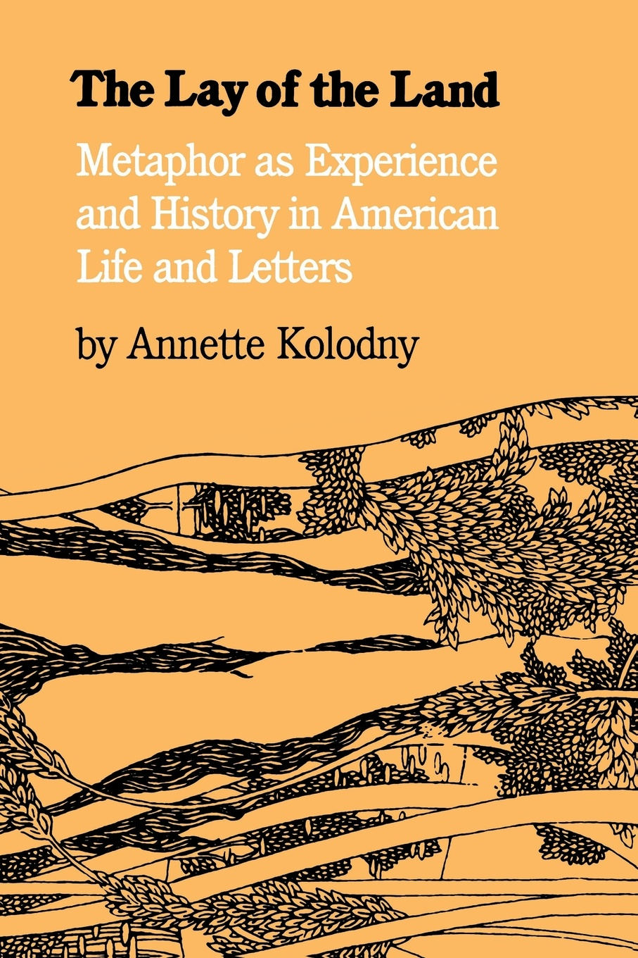 цена Annette Kolodny The Lay of the Land. Metaphor as Experience and History in American Life and Letters онлайн в 2017 году