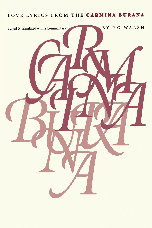 Love Lyrics from the Carmina Burana andre previn orff carmina burana