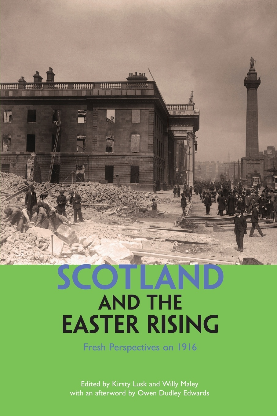 Scotland and the Easter Rising shannon s the song rising