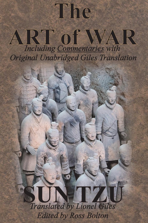 лучшая цена Sun Tzu, Lionel Giles The Art of War (Including Commentaries with Original Unabridged Giles Translation)