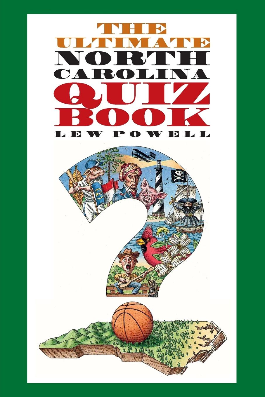 цены на Lew Powell Ultimate North Carolina Quiz Book  в интернет-магазинах