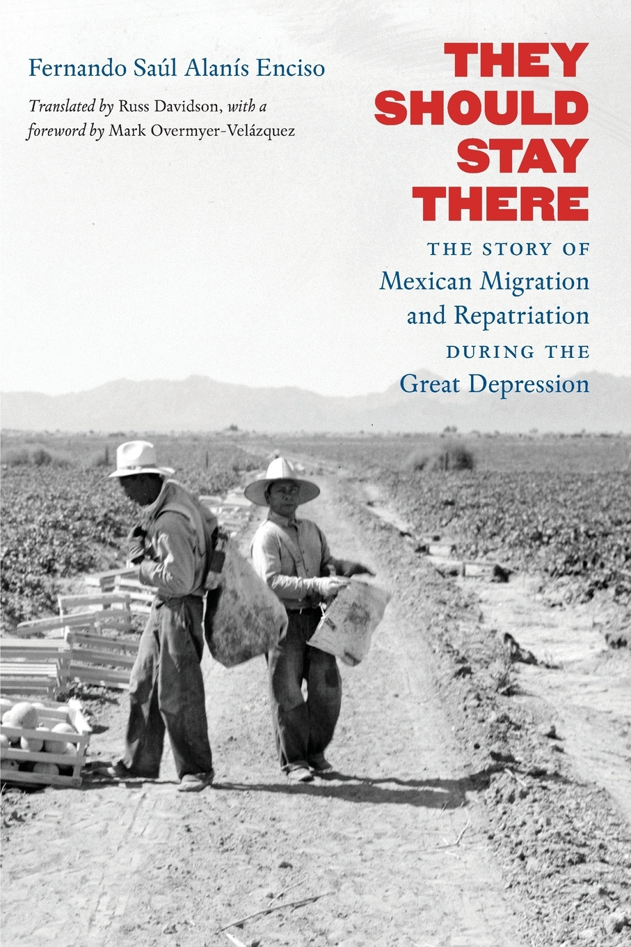 Fernando Saúl Alanís Enciso, Russ Davidson They Should Stay There. The Story of Mexican Migration and Repatriation during the Great Depression william abbatt a history of the united states and its people from their earliest records to the present time volume 6